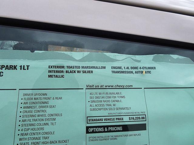 2020 Chevrolet Spark LT Madison, NC 43