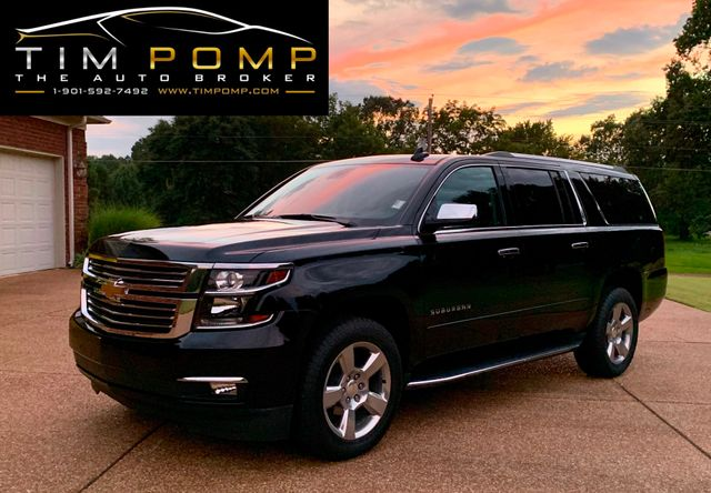 2020 Chevrolet Suburban Premier SUNROOF NAVIGATION in Memphis, Tennessee 38115