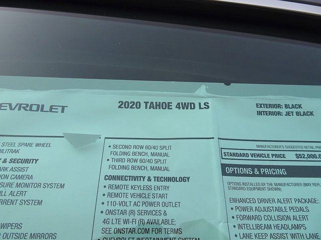 2020 Chevrolet Tahoe LS Madison, NC 44