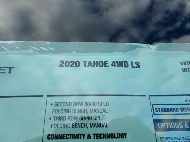 2020 Chevrolet Tahoe LS Madison, NC 47