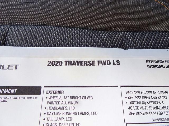2020 Chevrolet Traverse LS Madison, NC 46