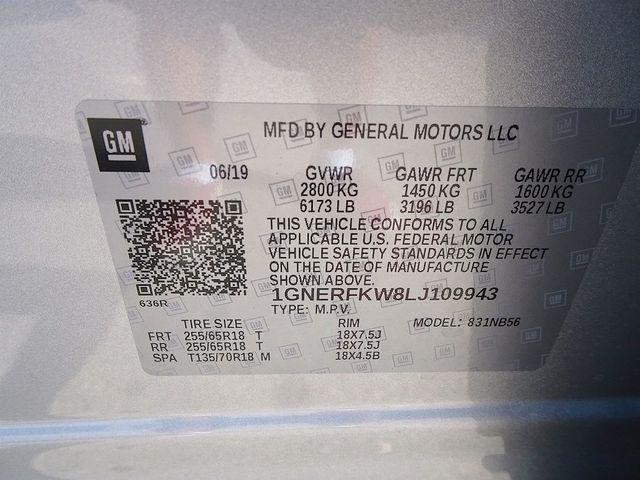 2020 Chevrolet Traverse LS Madison, NC 51