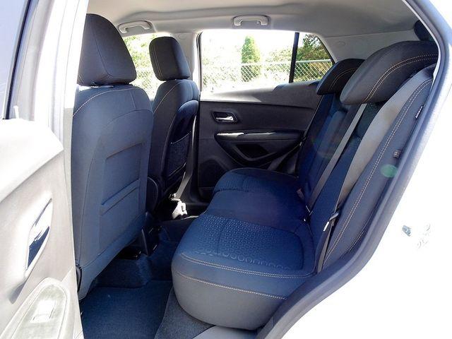 2020 Chevrolet Trax LS Madison, NC 25