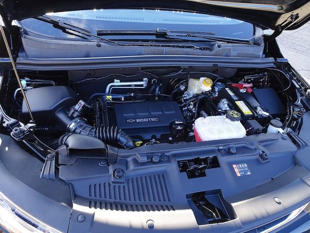 2020 Chevrolet Trax LS Madison, NC 36