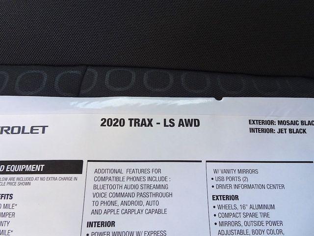 2020 Chevrolet Trax LS Madison, NC 39