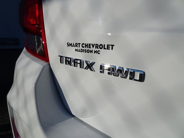 2020 Chevrolet Trax LT Madison, NC 13