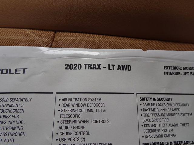 2020 Chevrolet Trax LT Madison, NC 42