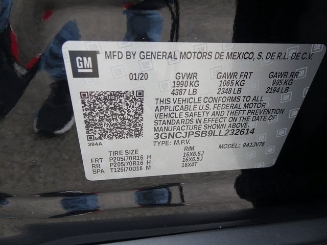 2020 Chevrolet Trax LT Madison, NC 48
