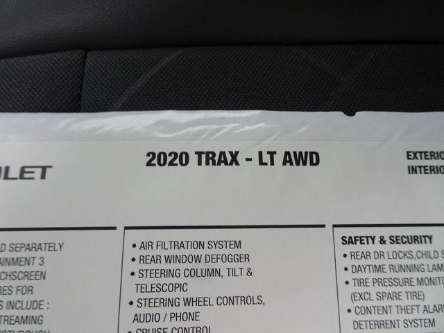 2020 Chevrolet Trax LT Madison, NC 43