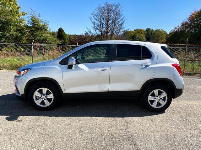 2020 Chevrolet Trax LS Madison, NC 4