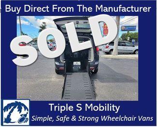 2020 Chrysler Pacifica Touring L Wheelchair Van Handicap Ramp Van in Pinellas Park, Florida 33781