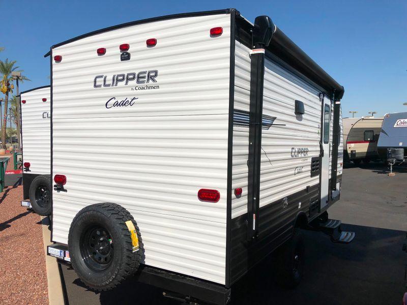 2020 Clipper 17BH Cadet All Terrain  in Avondale, AZ