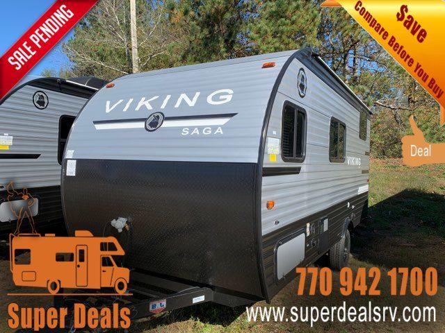 2021 Coachmen Viking 17BHSAGA