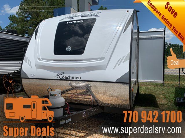 2020 Coachmen Apex Nano 208BHS in Temple, GA 30179