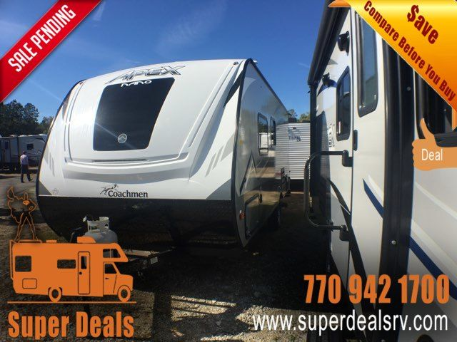 2020 Coachmen Apex Nano 187RB in Temple, GA 30179