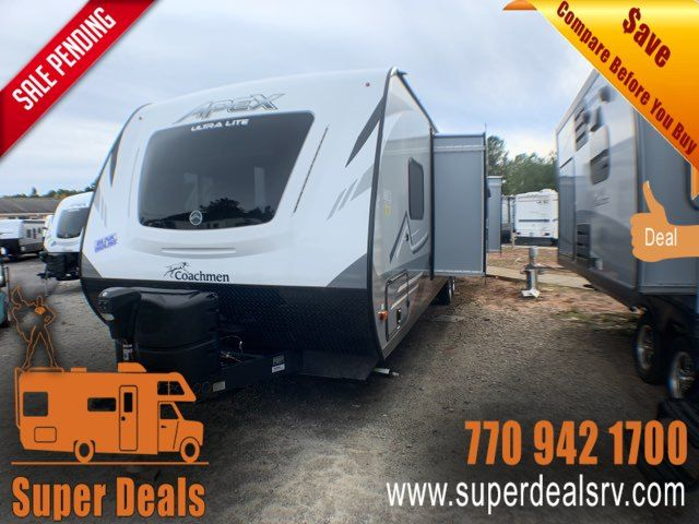 2020 Coachmen Apex Ultra-Lite 300BHS