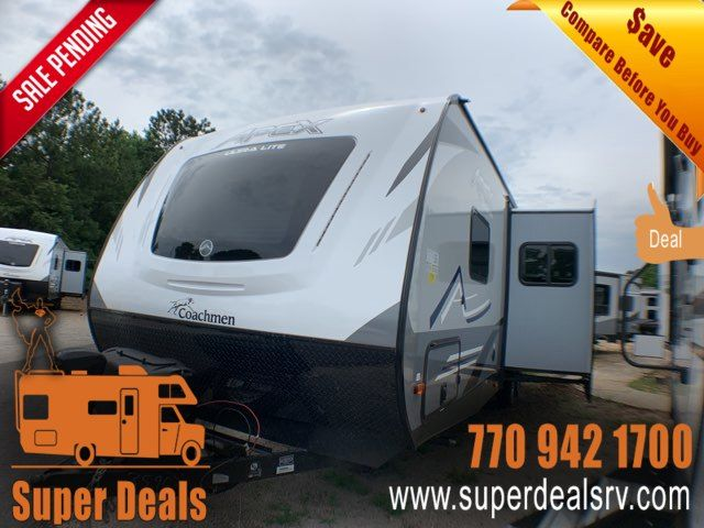 2020 Coachmen Apex Ultra-Lite 287BHSS