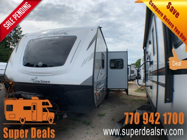 2020 Coachmen Apex Ultra-Lite 289TBSS