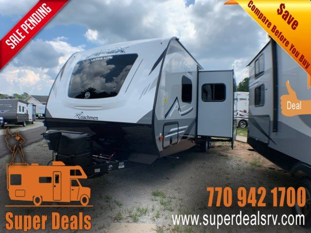 2020 Coachmen Apex Ultra-Lite 265RBSS