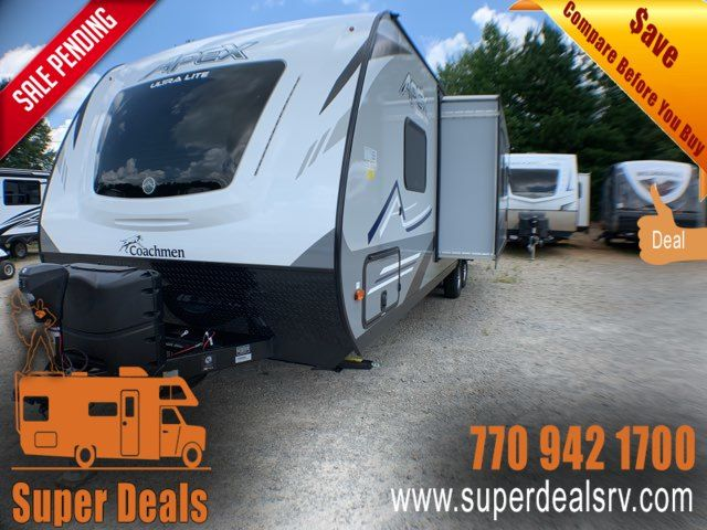 2020 Coachmen Apex Ultra-Lite 288BHS