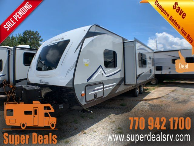2020 Coachmen Apex Ultra-Lite 249RBSS in Temple, GA 30179