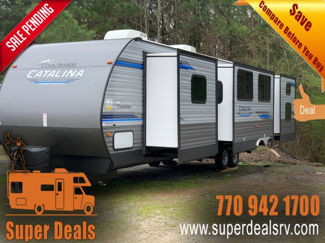 2020 Coachmen Catalina 343BHTSLE in Temple, GA 30179