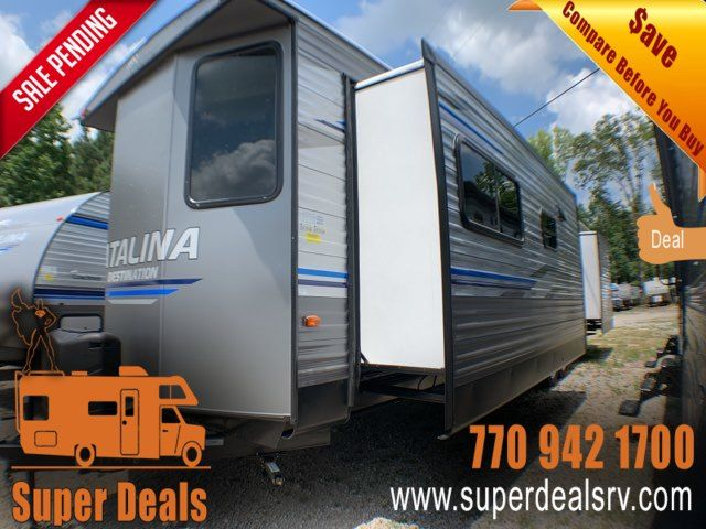 2020 Coachmen Catalina Destination 39MKTS in Temple, GA 30179