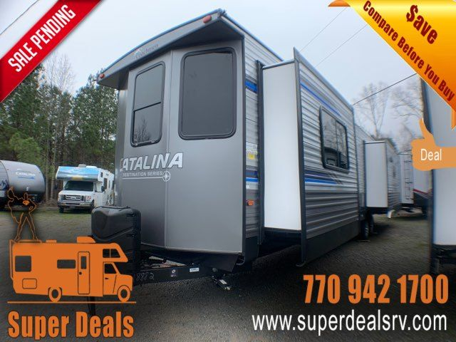 2020 Coachmen Catalina Destination 39RLTS in Temple, GA 30179