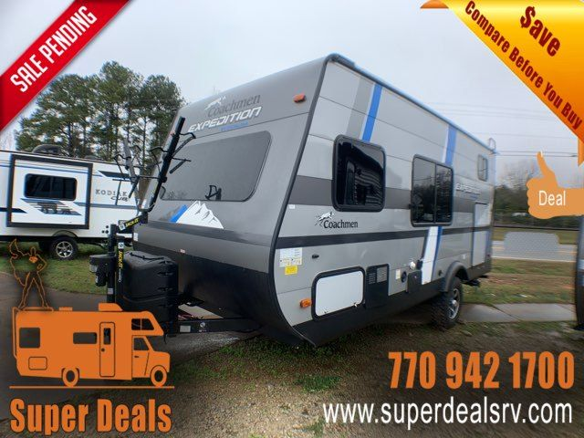 2020 Coachmen Catalina Expedition 192BH in Temple, GA 30179