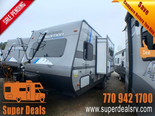 2020 Coachmen Catalina Expedition 192FQS in Temple, GA 30179