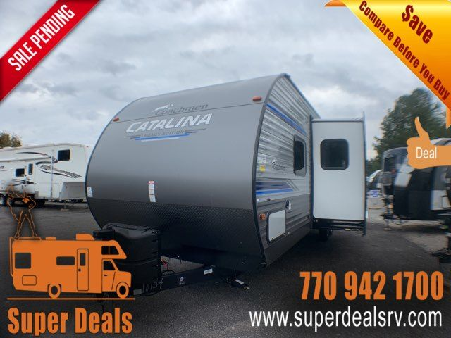 2020 Coachmen Catalina Legacy 303QBCKLE
