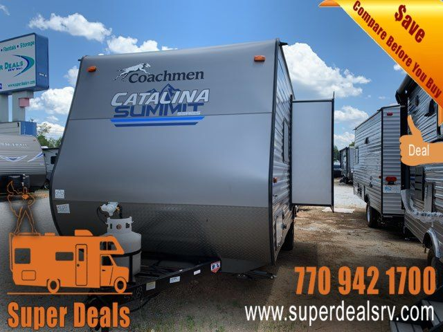 2020 Coachmen Catalina Summit 172FSS in Temple, GA 30179