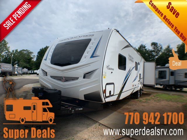 2020 Coachmen Freedom Express Liberty Edition 326BHDSLE