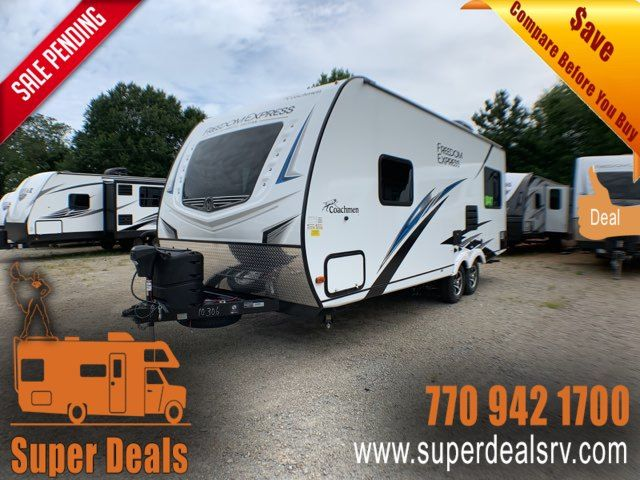 2020 Coachmen Freedom Express Liberty Edition 204RDS