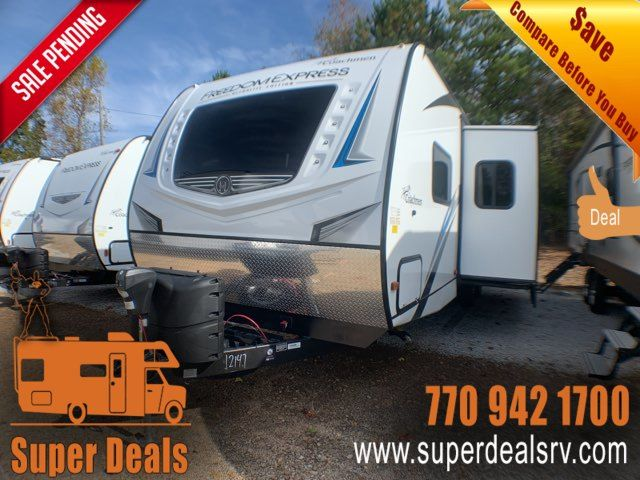 2020 Coachmen Freedom Express Liberty Edition 292BHDS in Temple, GA 30179
