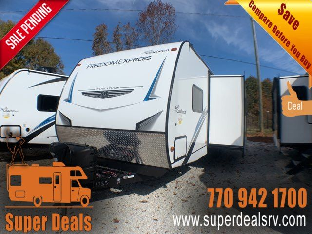 2020 Coachmen FREEDOM EXPRESS SELECT 29SE