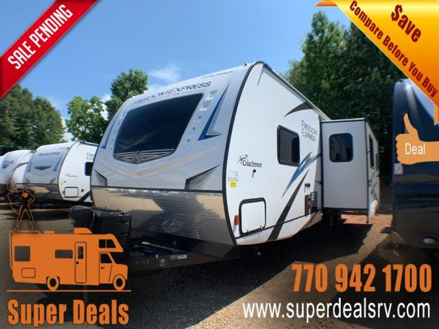 2020 Coachmen Freedom Express 281RLDS