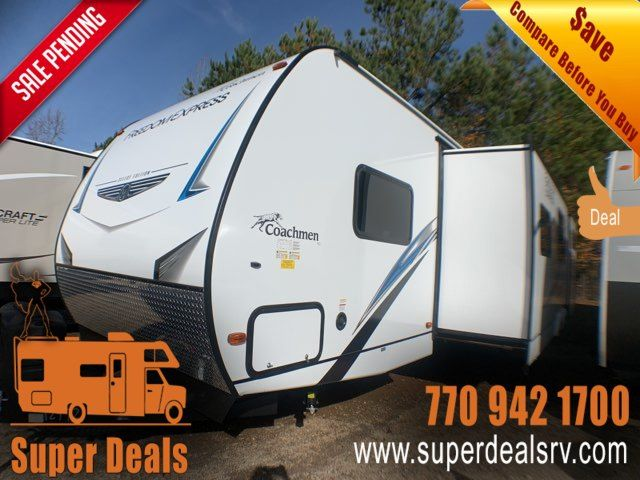 2020 Coachmen Freedom Express Select FET31SE