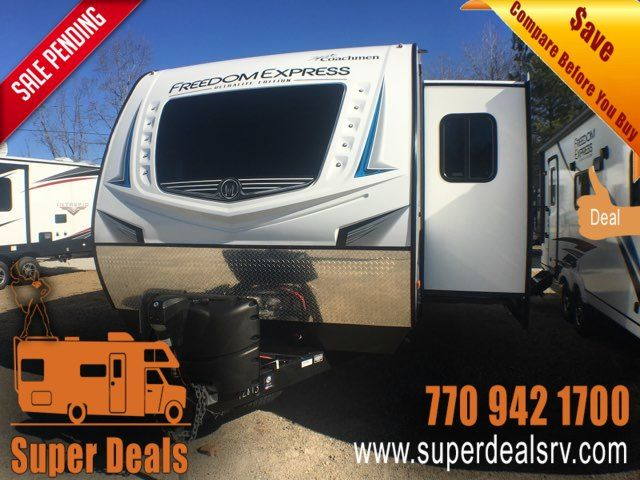 2020 Coachmen Freedom Express 259FKDS