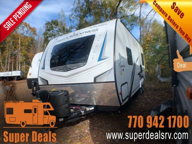 2020 Coachmen Freedom Express Ultra Lite 204RD