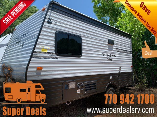 2020 Coachmen Viking Saga 16SBH in Temple, GA 30179