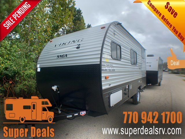 2020 Coachmen Viking Saga 17SBH in Temple, GA 30179