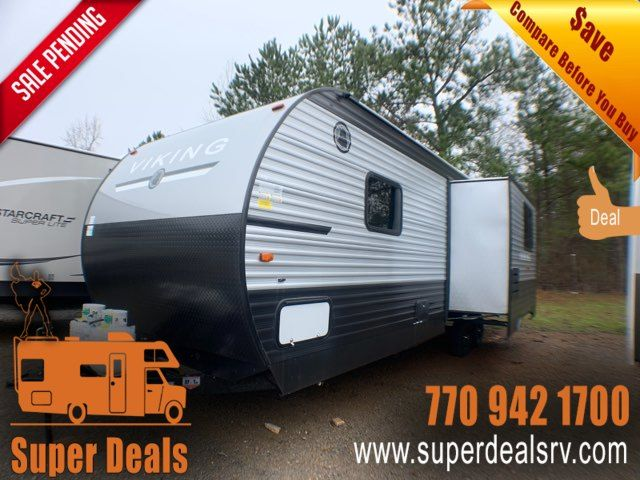 2020 Coachmen Viking Ultra Lite 262BHS in Temple, GA 30179