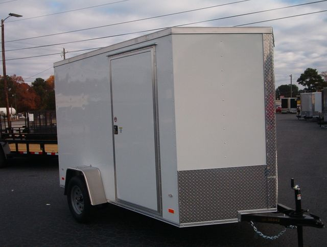 "2020 Covered Wagon Enclosed 6x10 6'6"" Interior Height in Madison, Georgia 30650"