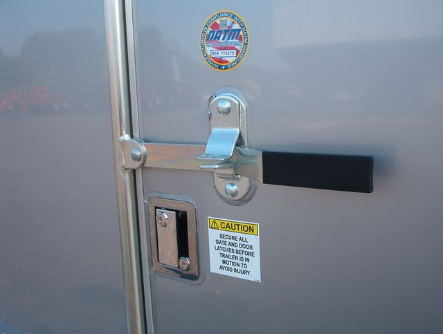 2020 Covered Wagon Enclosed 6x10 Barn Doors in Madison, Georgia 30650