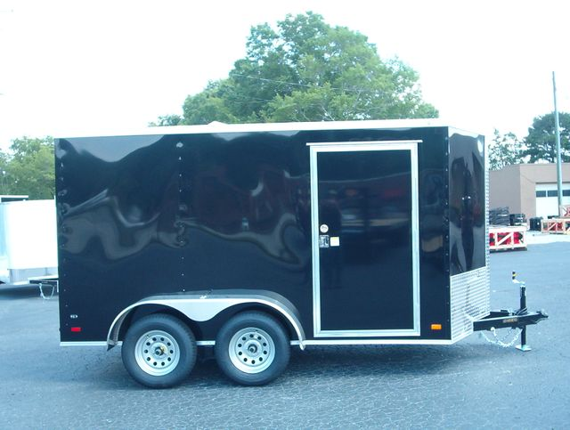 "2020 Covered Wagon Enclosed 6x12 6'3"" Interior Height in Madison, Georgia 30650"