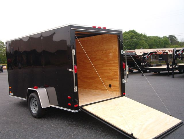 2020 Covered Wagon Enclosed 6x12 6' Interior Height in Madison, Georgia 30650
