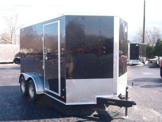 "2020 Covered Wagon Enclosed 7x12 Trailer 6,6"" interior Height in Madison, Georgia 30650"
