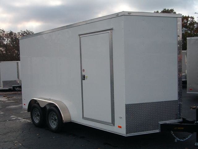 2020 Covered Wagon Enclosed 7x14 7Ft