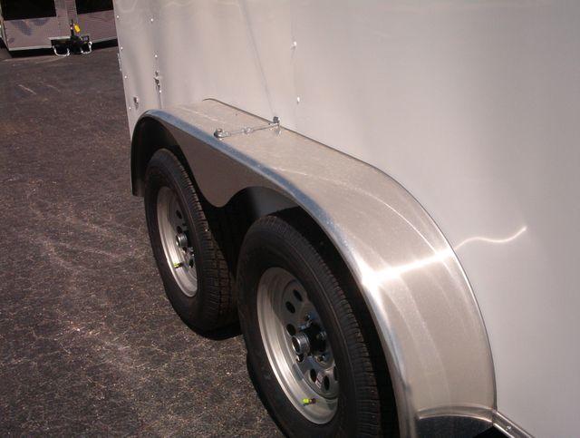 2020 Covered Wagon Enclosed 7x14 Barn Doors in Madison, Georgia 30650